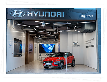 In the newly opened Alisios Commercial Centre, Hyundai opens its first 'City Store', an innovative proposal from the dealers housed in a cutting edge space where the client enjoys a wide interactive experience and new capabilities to acquire the vehicle of their choice.