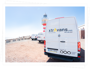 Xtravans was born as a specialized platform in  flexible renting, offering innovative mobility alternatives and adapted to both companies and individuals.