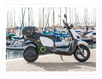 Silence Canarias is created as an official importer of the Silence brand in the Canary Islands, providing alternative mobility solutions both to companies and to private individuals through 100% electric scooters.