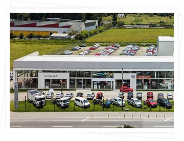 Colwagen becomes managed by DAG. After leaving the importation of Audi, VW LCV, Seat, Skoda in 2015, the group is once again betting on the country increasing its participation, taking over the majority, and remaining with the management of one of the main dealers of the Group's brands Volkswagen in Colombia. Company that goes through a restructuring process to join the group's processes, methods and systems. In addition, they represent brands such as Honda and Hyundai, among others.