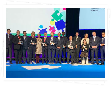 Domingo Alonso Group awarded in the seventh edition of the Faconauto Awards in the category Innovation and Digitalization. A recognition granted unanimously by the Executive Committee of the Federation that highlights the effort of this company to achieve its goal: to offer the best and most innovative experience to customers and partners.